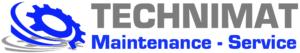 Logo technimat service